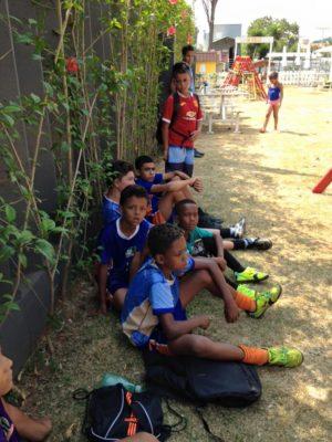 Fotos da Comemoração Dia das Crianças 2015